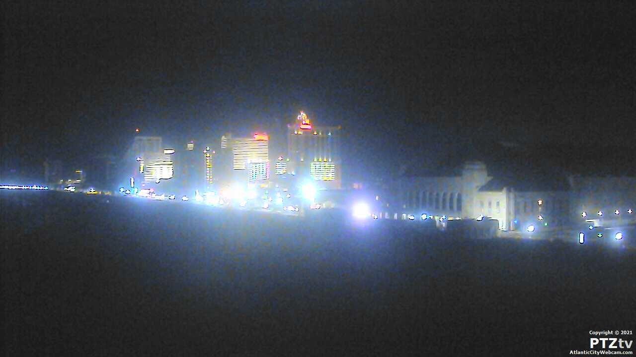 Atlantic City Webcam - Live Streaming HD Web Cam in Atlantic